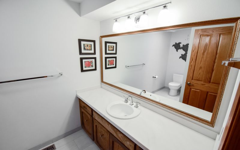 Guest Bathroom Revamp In SW Portland
