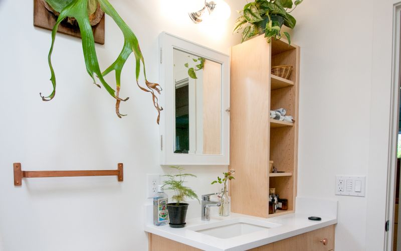 Rethinking Bathroom Layout